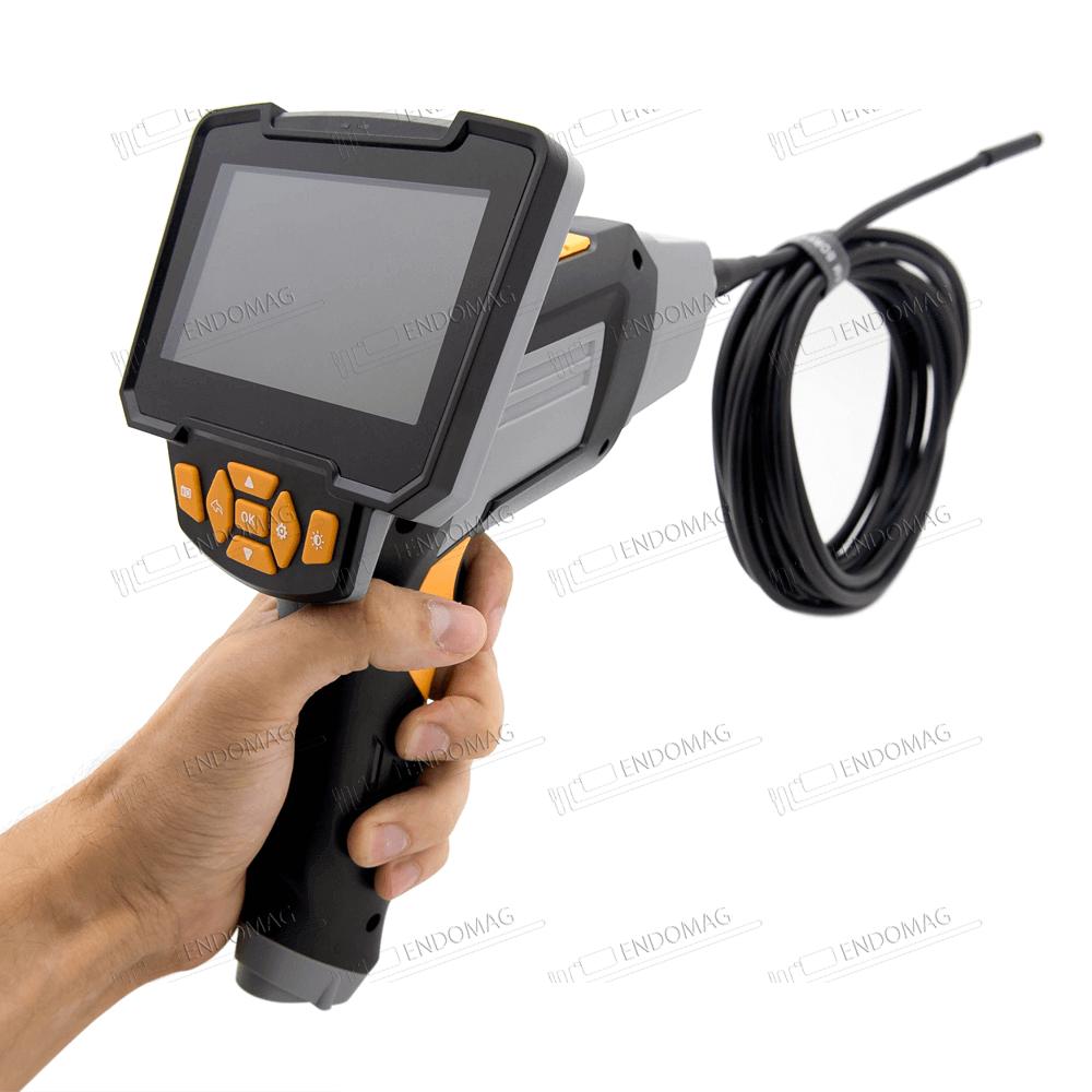 Ручной эндоскоп Inskam 112 с LCD экраном 4.3 дюйма 1080P (3 метра)